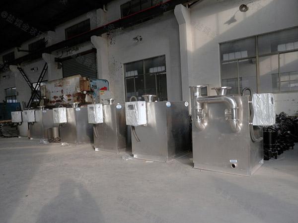房间内置污水处理提升器安装尺寸