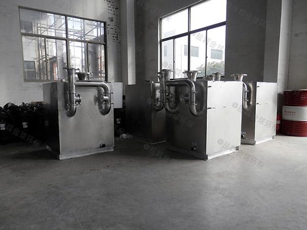 小区地下室切割型污水处理提升器卫生间用哪个型号的好