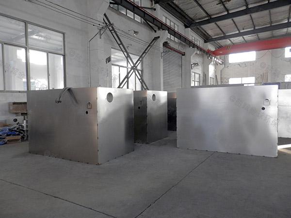 加油站2号分体式水处理油水分离器技术要求