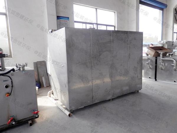 日处理10吨多功能厨余垃圾粉碎处理设备优缺点