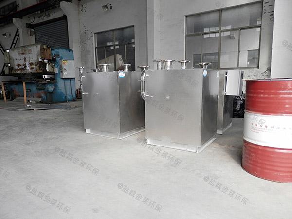 地下外置双泵污水提升设备怎么预留排水管