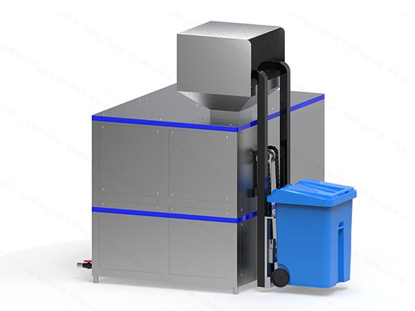 微型多功能厨余垃圾一体机技术标准