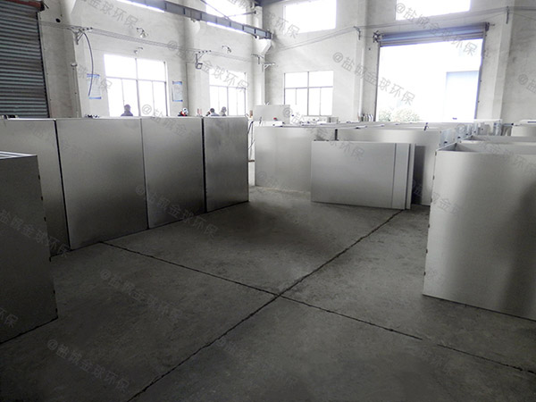 加油站小型不锈钢水油分离装置设计计算