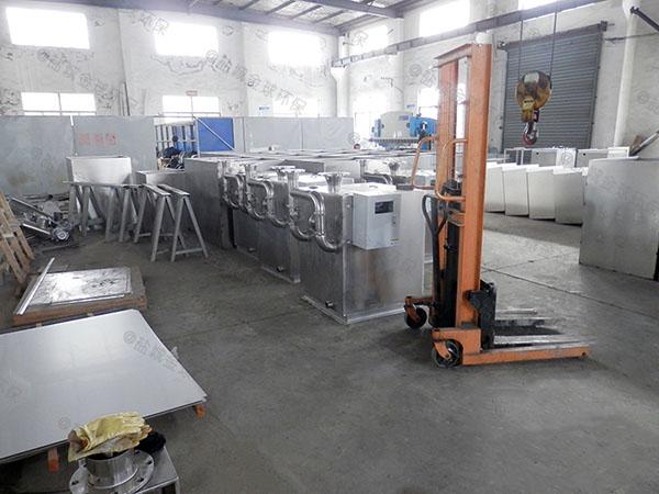 商品房地下室一体化污水提升装置如何清理堵塞物