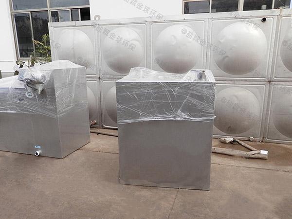 家庭卫生间自动化污水处理提升器的浮球怎么样拆装