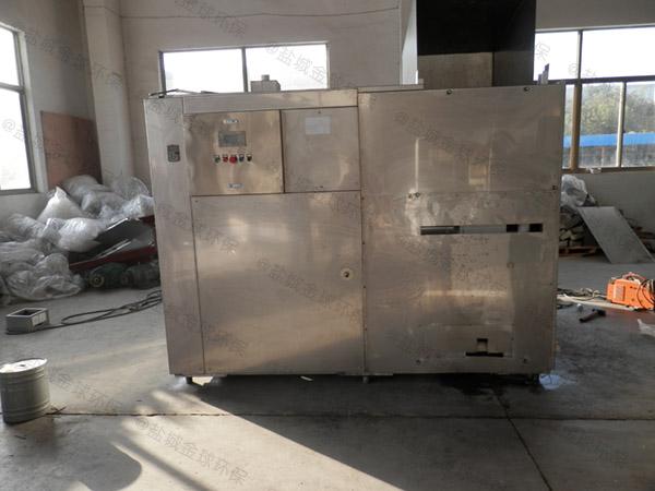 20吨机械式厨余垃圾处理整套设备用途