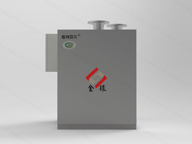 家用生活平地式和深坑式污水排放提升设备初做什么的