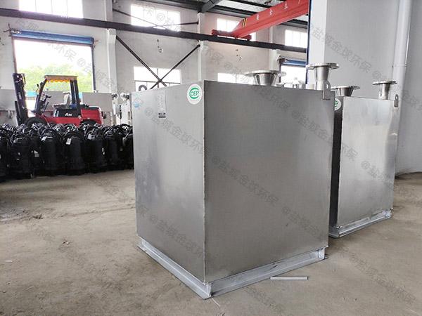 家庭卫生间自动污水提升器设备安装尺寸