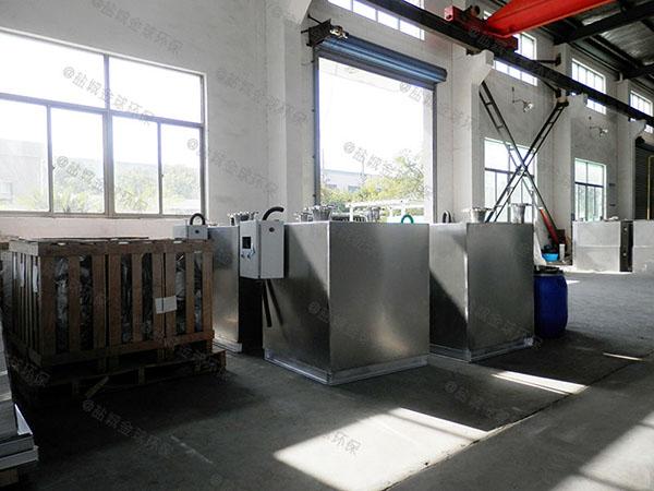 商品房地下室自动粉碎污水提升器设备如何修理