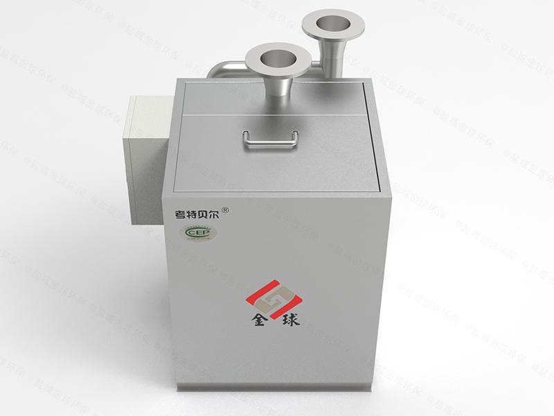 会馆地下室智能控制污水提升器设备排污管用多大