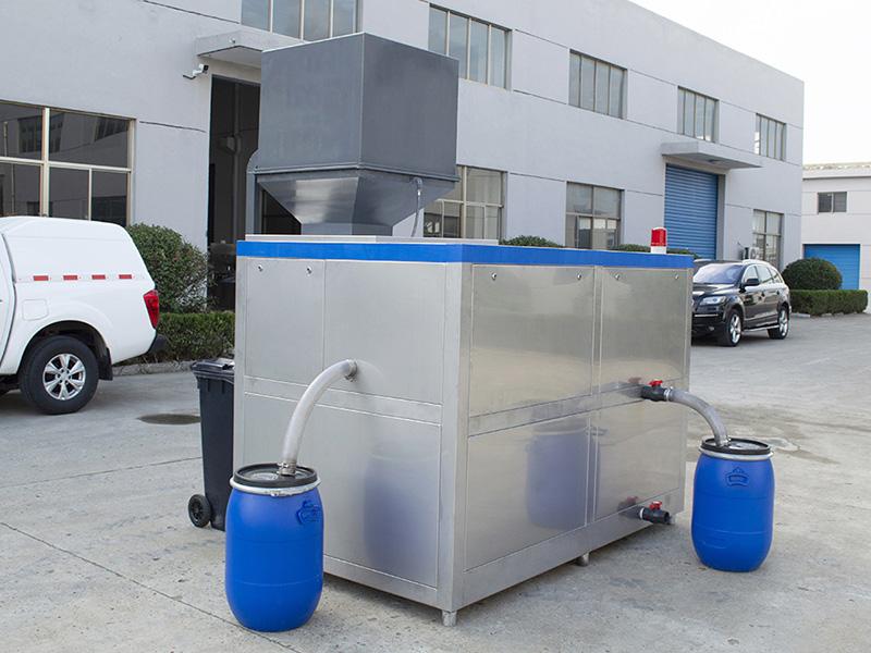 大型餐馆厨余垃圾减量装置价位