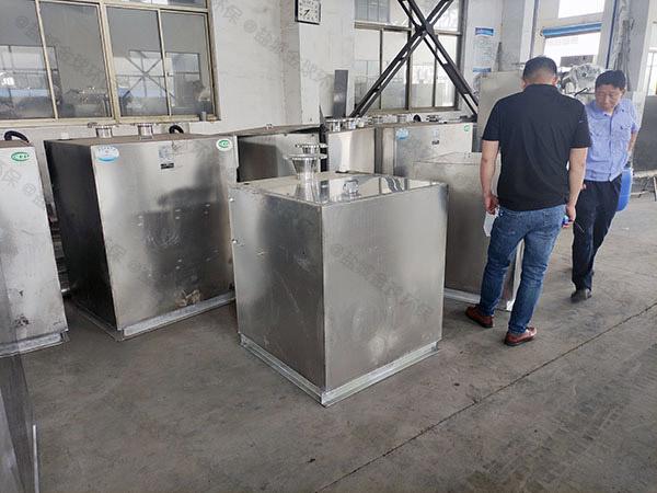 商场上排污水处理提升器为什么原装进口好