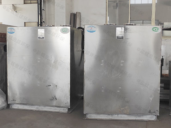 负一楼外置泵反冲洗型污水隔油提升器怎样控制