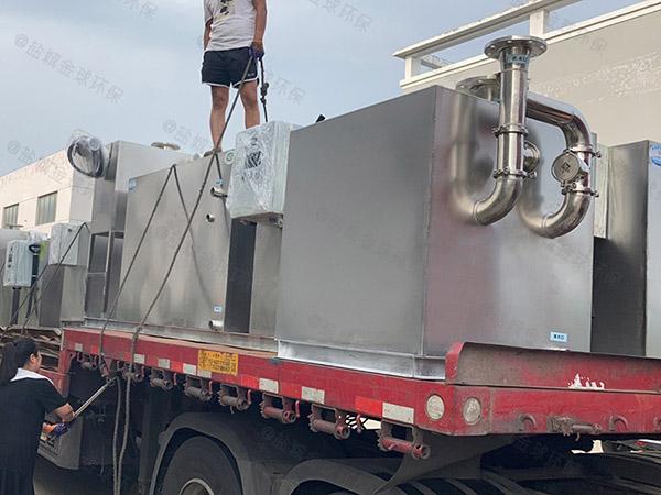 卫浴外置泵反冲洗型污水提升器设备cad