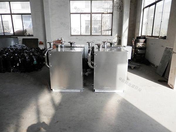 家用上排式污水提升机反水是什么情况