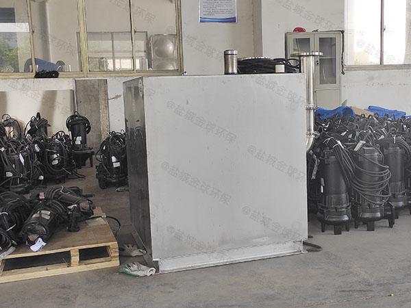 地埋式全自动污水提升器装置哪里有卖