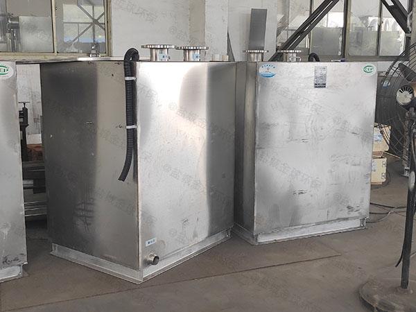 地埋密闭型污水提升器可代替三化厕吗
