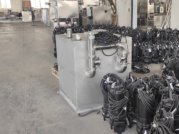 庭院外置式污水排放提升设备怎样套定额