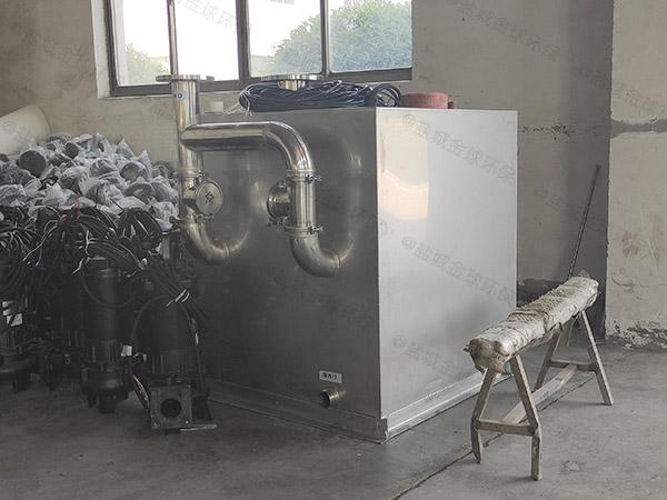 家用生活密闭型污水排放提升设备通气孔有什么作用